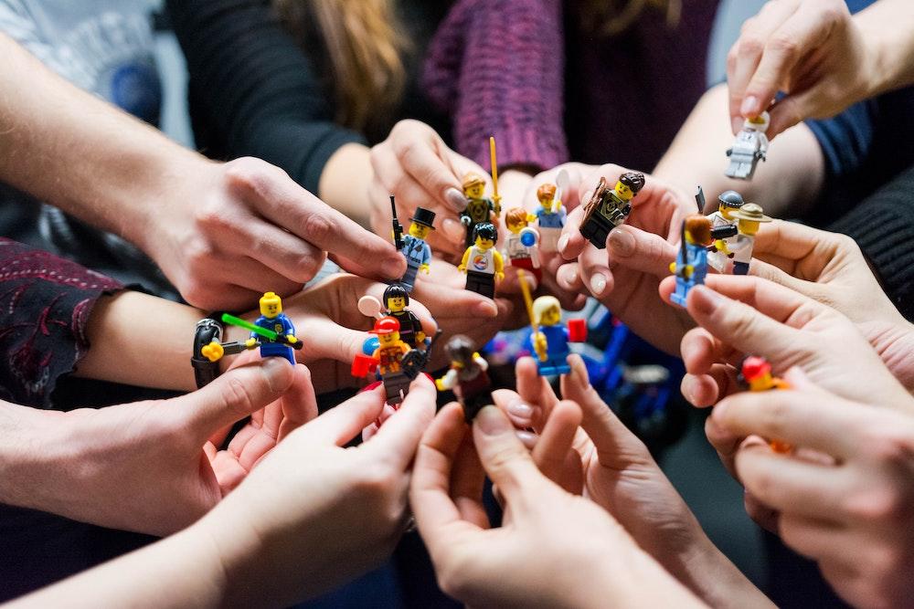 Alinhamento Organizacional – Team Building